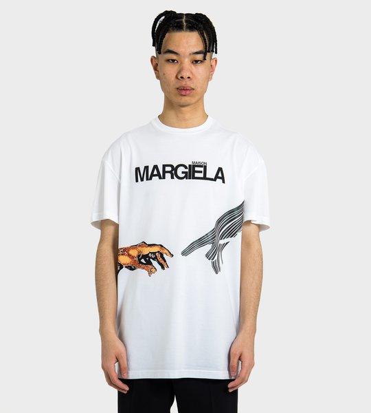 Mako Print T-Shirt