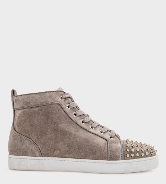 Lou Spikes Suede