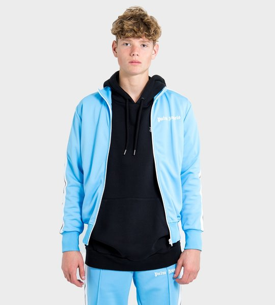Classic Track Jacket  Blue