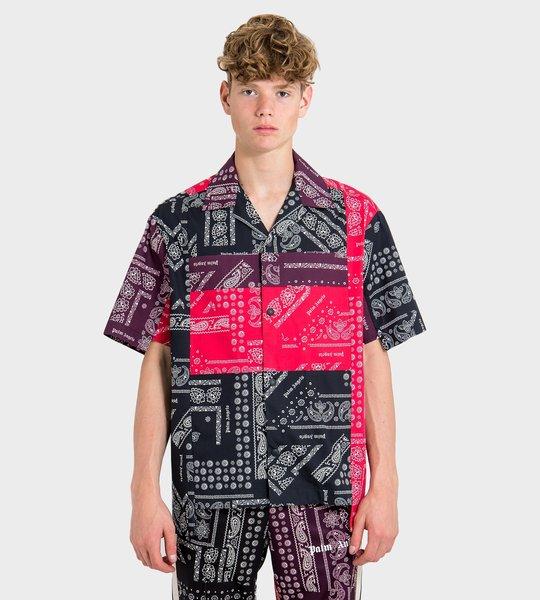 Bandana Bowling Shirt