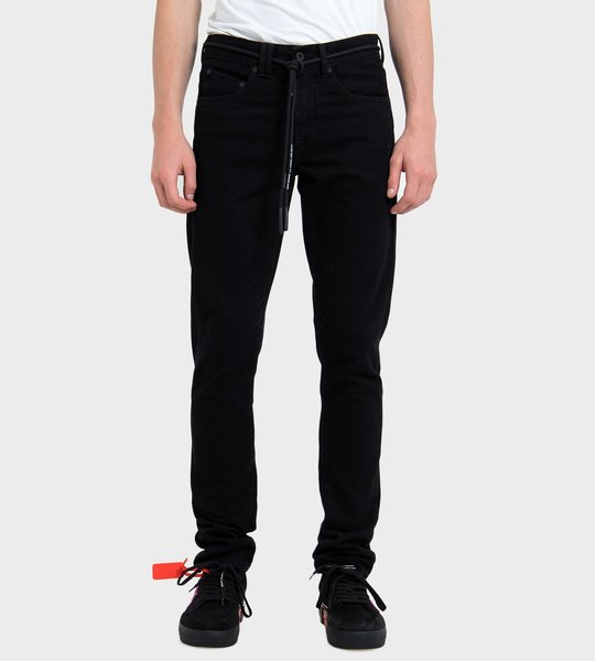 Slim Denim Pants