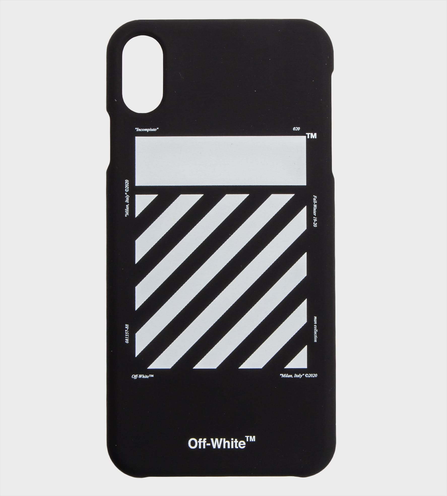 OFF-WHITE iPhone XS cover