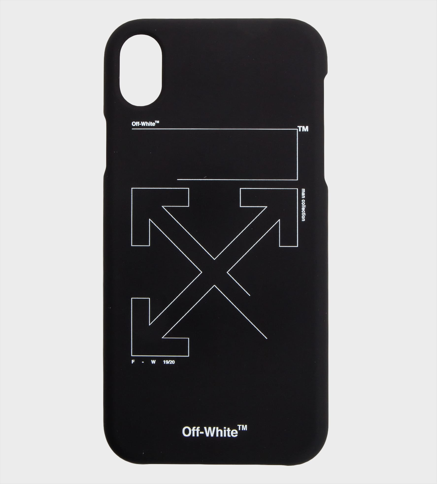 OFF-WHITE iPhone XS MAX Cover
