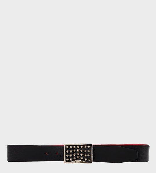 Spike Buckle Belt