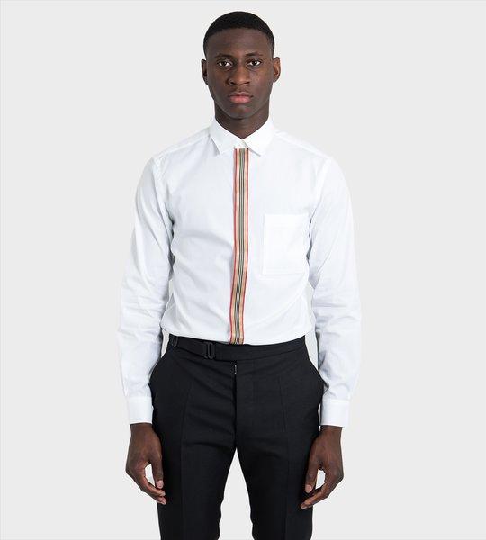 Icon Stripe Detail Shirt