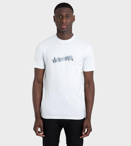 Taped Logo T-Shirt