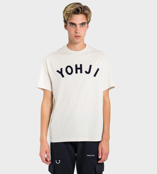 Yohji Letters Tee