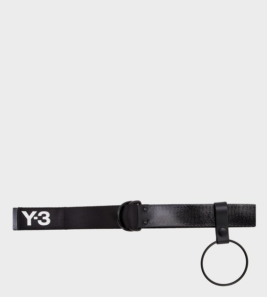 Logo Hook Belt
