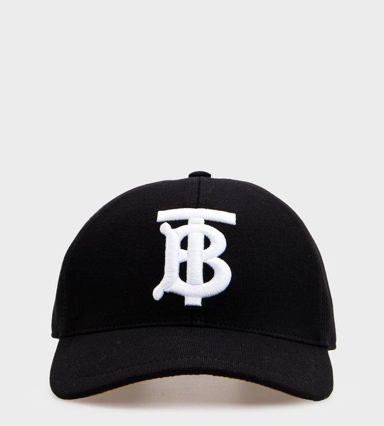 Monogram Baseball Cap