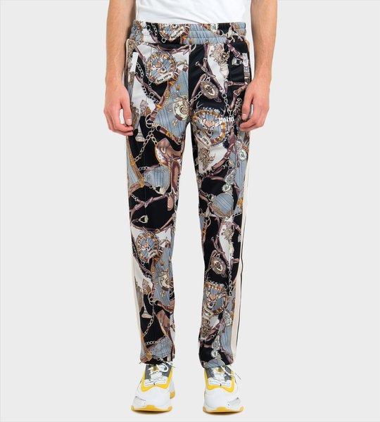 Dark Bridle Track Pants