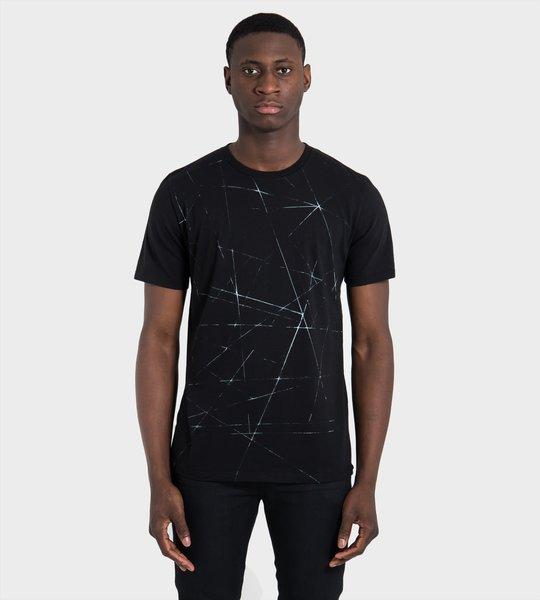 Beam Print T-Shirt