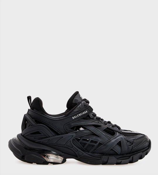 Black Track.2 Sneakers