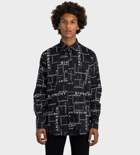 Squared Logo PrintShirt