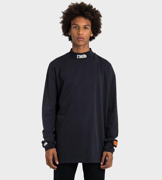 CTNMB Mockneck T-Shirt