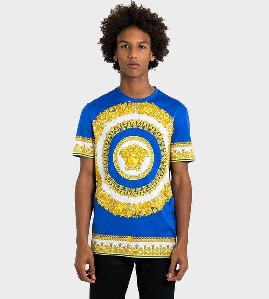 Barocco Print T-Shirt