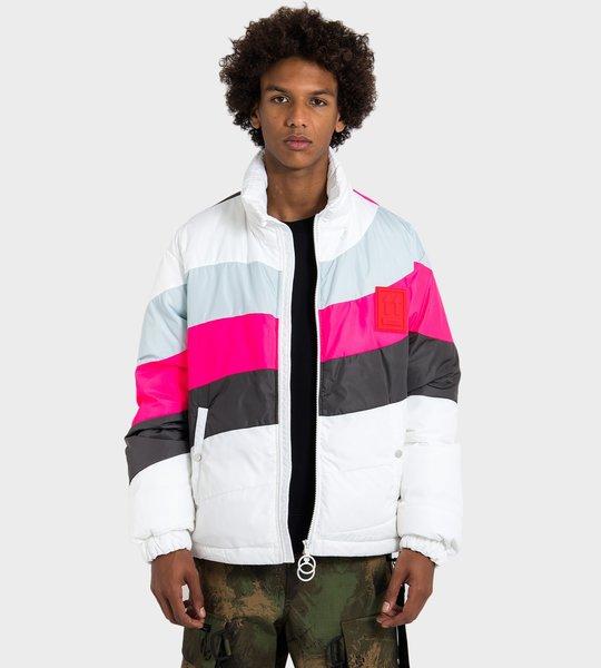 Puffer Anorak Jacket