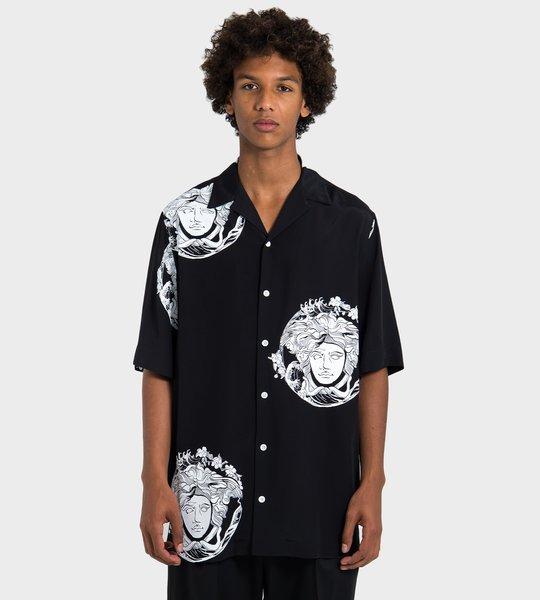 Medusa Print Shirt