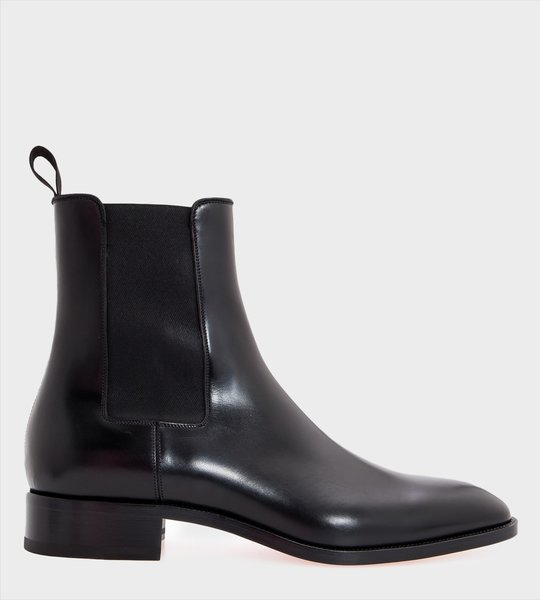 Samson Flat Calf Ankle Boot