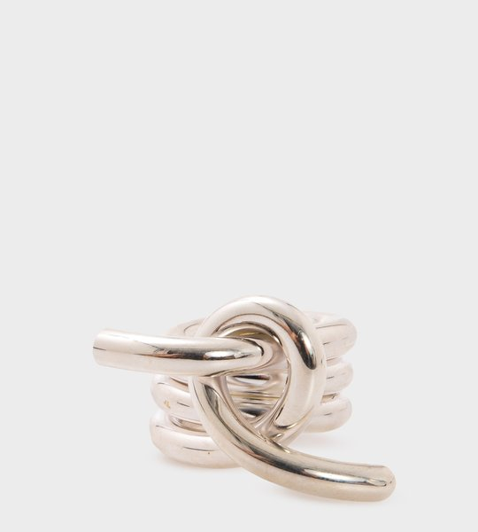 Barbwire Knot Ring