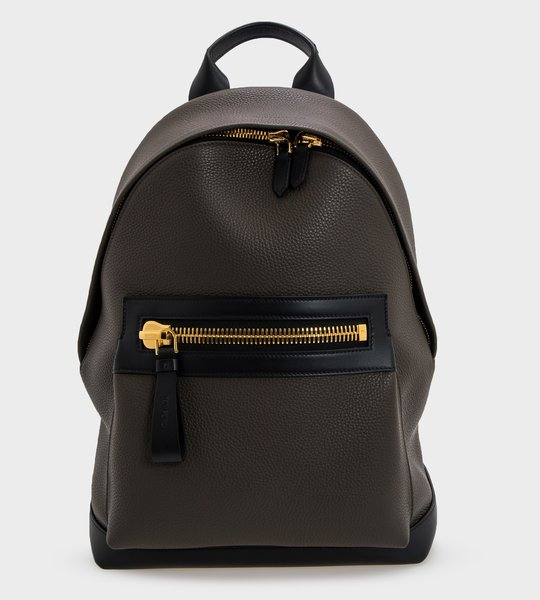 Leather Buckley Backpack
