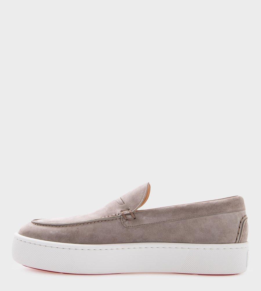 bc3baf845c9 CHRISTIAN LOUBOUTIN Veau Paqueboat Shoes