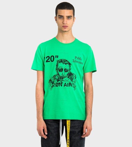 Public Television T-shirt