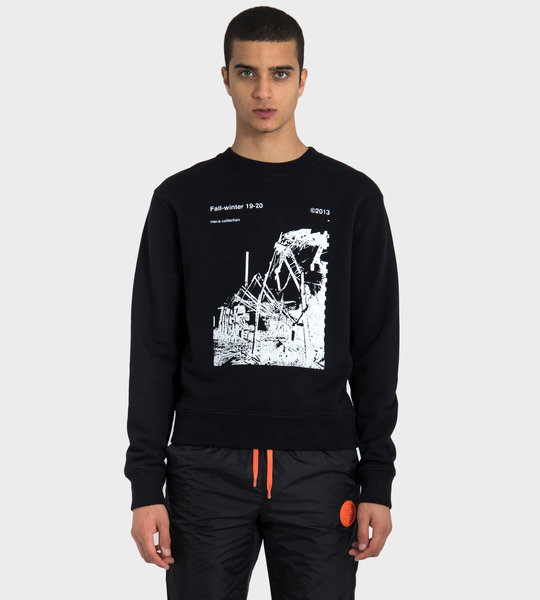 Ruined Factory Crewneck