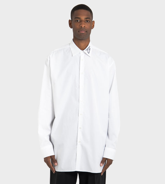 Big Fit Collar Shirt