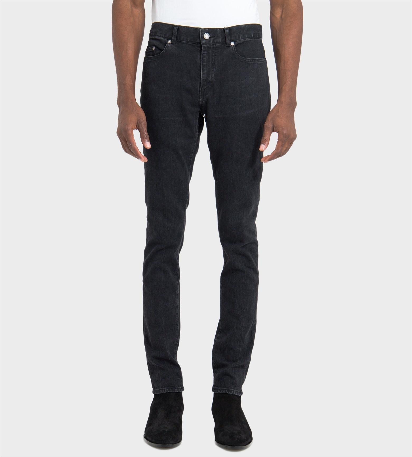 59c68f630e SL Jeans 578972YI500 Black