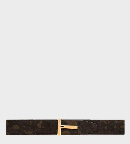 T Icon Belt