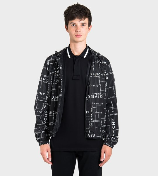 Crossword Logo Jacket