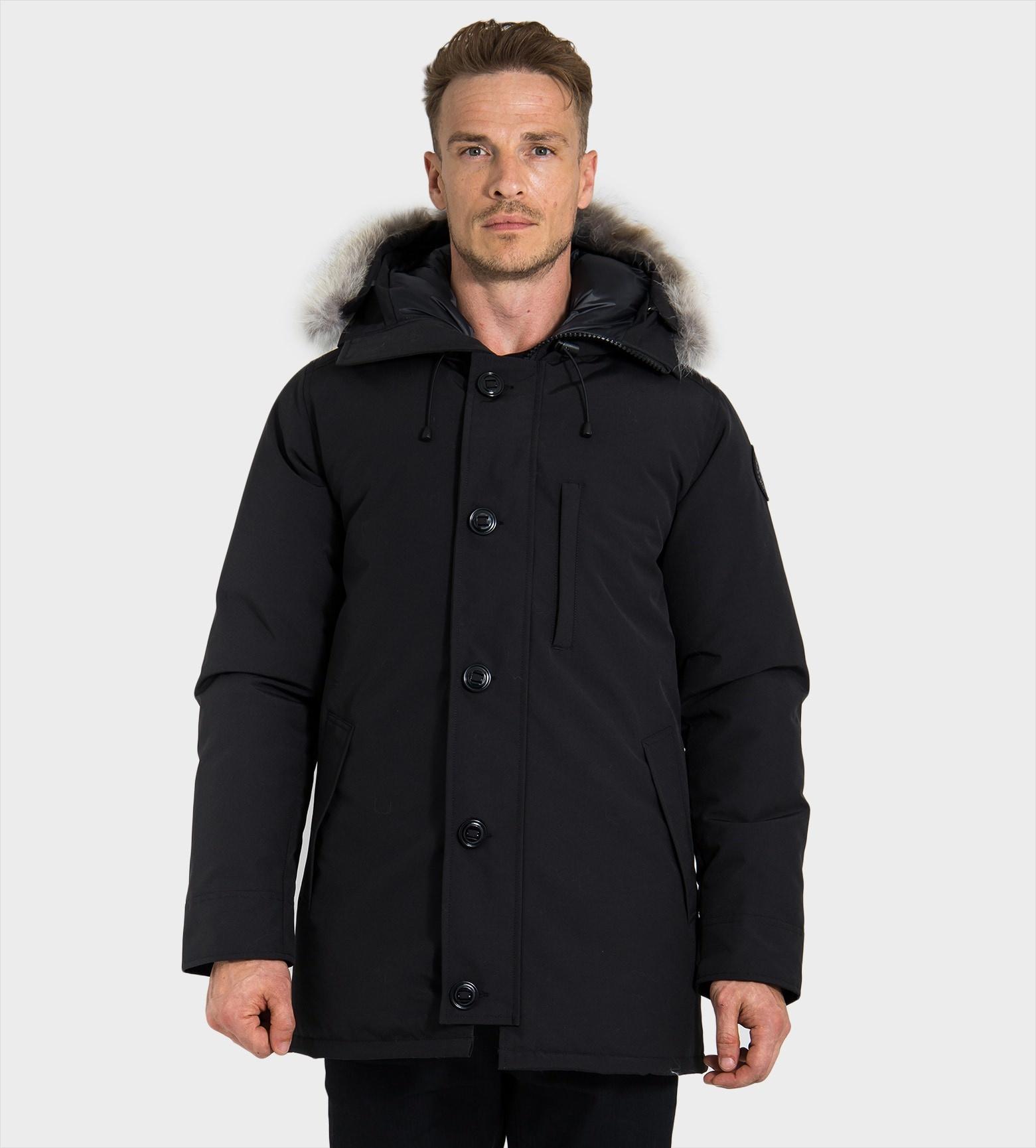 CANADA GOOSE Black Label Chateau Jacket