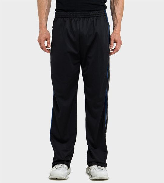 Straight Logo Trousers