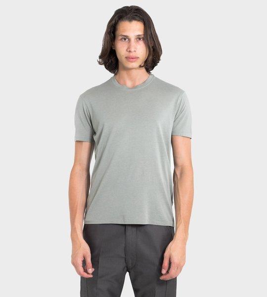 Cotton Blend Jersey T-shirt