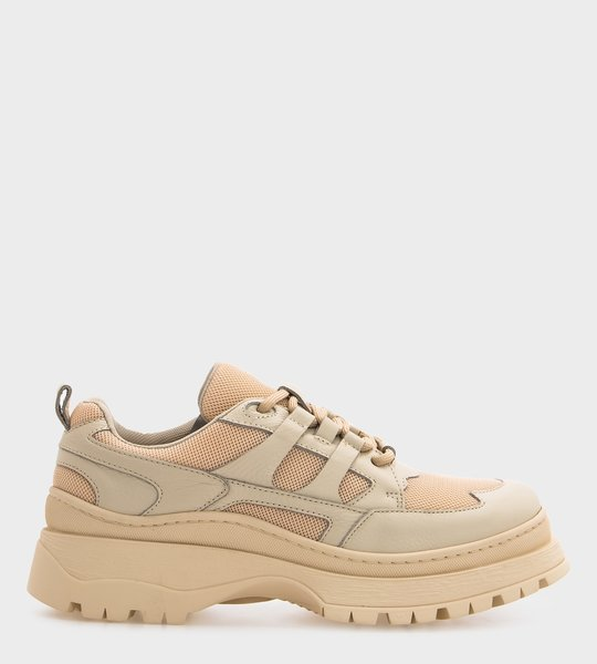 Nomad Sneaker Sand Light