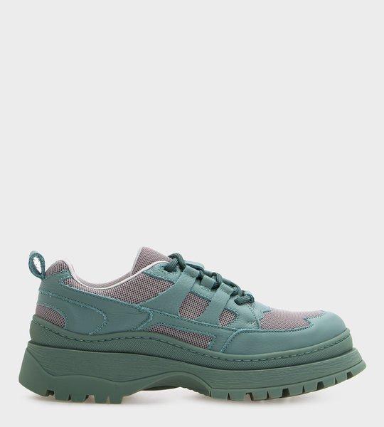 Nomad Sneaker Ocean Green