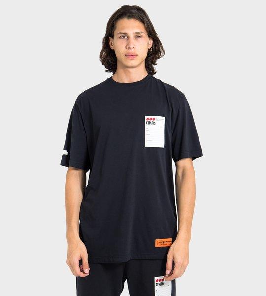 Sticker Label T-Shirt