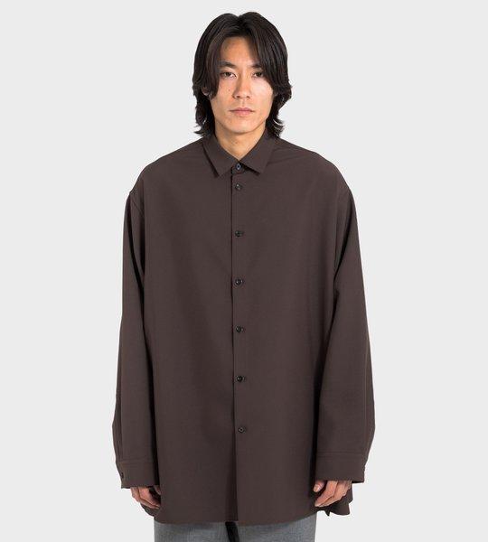 Oversized Longsleeve Shirt