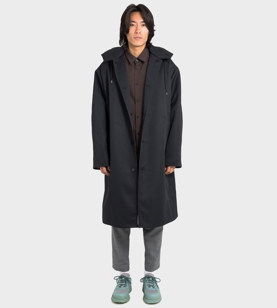 Hooded Tusk Coat