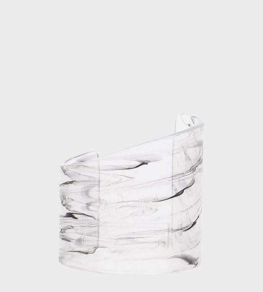 TransparentWrist Cuff Bracelet