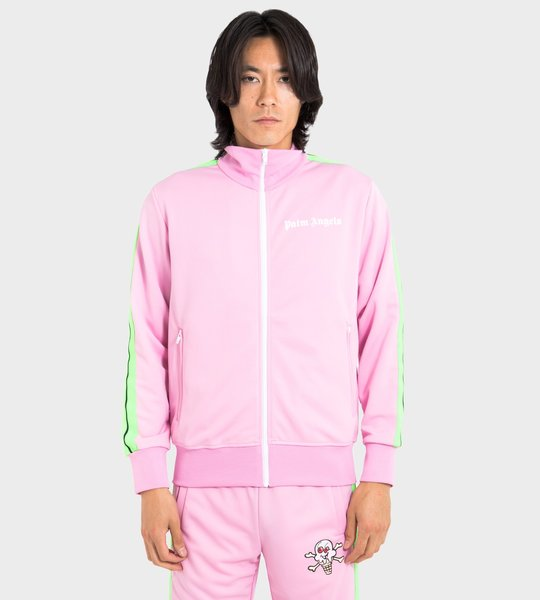 Ice Cream Track Jacket Pink