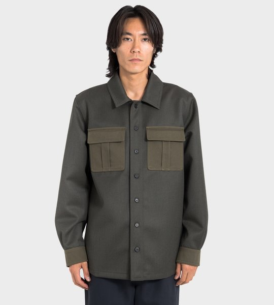 Patch Pocket Overshirt