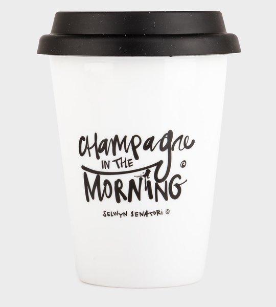 Logo Print Mug