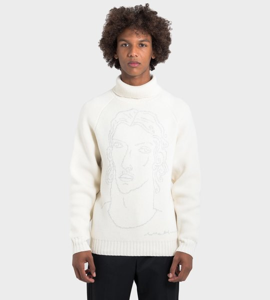 Sid Roll Neck Sweater