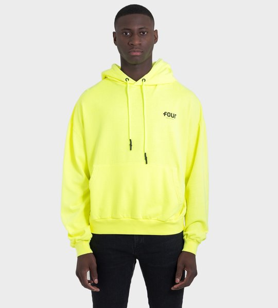 Four Hoodie Neon