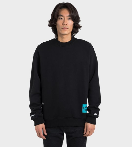ASAP FERG Crewneck Black