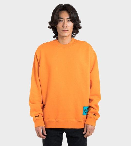 ASAP FERG Crewneck Orange