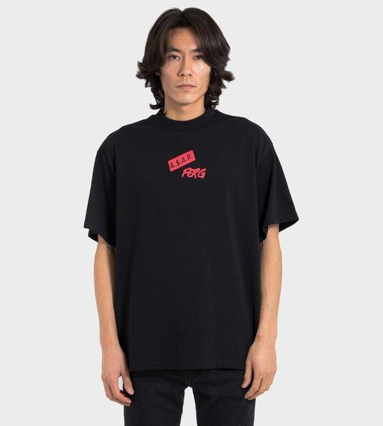 ASAP FERG T-Shirt Black