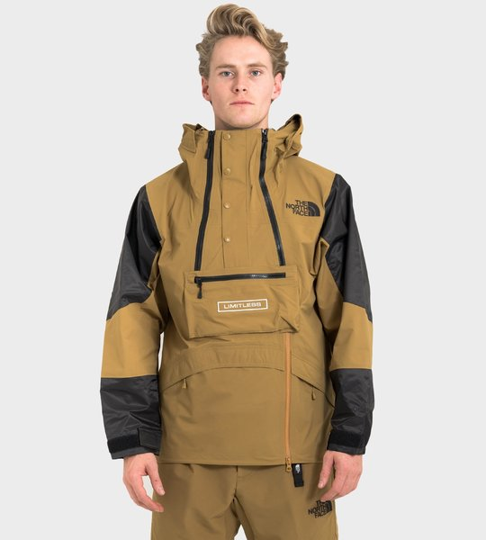 Tech Gore-Tex Raincoat