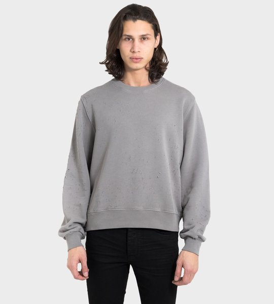 Shotgun Distressed Sweatshirt